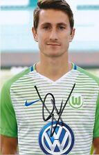 Paul Verhaegh  VFL Wolfsburg  Fußball Foto original signiert 359680