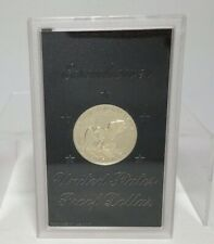1974 S Proof Eisenhower Ike Proof Dollar 40% Silver US Coin Original Brown Box