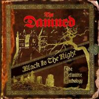 The Damned - Black Is Night:The Definitive Anthology [CD]