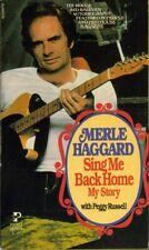 MERLE HAGGARD BIOGRAPHY, 1983 BOOK*