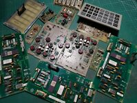 Electronic Test Gear PCB Joblot Military Parts