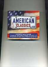 AMERICAN CLASSICS - BEACH BOYS MONKEES FRANKIE VALLI DRIFTERS - 3 CDS - NEW!!