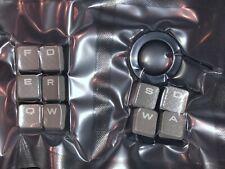 OEM Corsair K95 RGB Platinum Replacement Key Caps, Keycap Puller, Owner's Manual