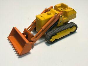 matchbox kingsize caterpillar trax cavator 1970 k-8