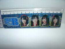 New AKB48 Team-B The scale Yuki Kashiwagi Mayu Watanabe Tomomi Kasai F/S japan