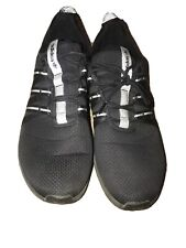 Mens Addidas Black Trainers Size 10