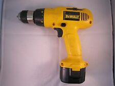 """DeWalt DW952 9.6V 3/8"""" Cordless Drill/Driver with 2 Batteries, Charger, Case"""