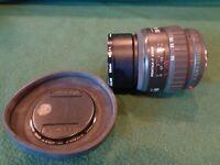Pentax-F 28-80mm 1 3.5-4.5  Zoom Lens For K Mount, Hova Hood & Proline MC-1A