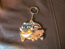 Totoro Catbus Double Sided Silica Keychain  (NEW)