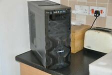 Vintage Zoostorm Tower Gaming Case, '8614C012900811' in Black NEW OLD STOCK