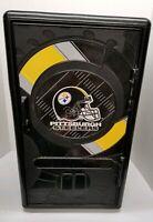 Vintage Pittsburgh Steelers Plastic Locker, 24 X 14 X 14 Inches. Mancave, Bar