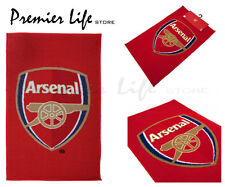 Arsenal FC Red Floor Rug