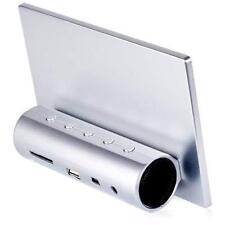 Cornice Digitale Con Riproduzione Filmati e Musica 7 Pollici Alluminio