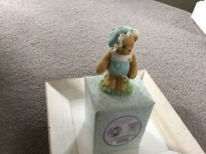 """Cherished Teddies Paige """"thanks for picking me"""" Ornament"""