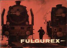 catalogo FULGUREX 1974 Modelleisenbahnen Spur HO                E D F   bb