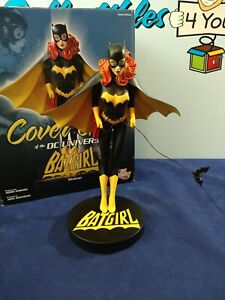 DC Direct Cover Girls Of The DC Universe Batgirl 10-in Statue