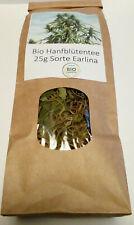 25g Bio Hanfblüten-Tee Earlina 4%, 100% Natur Produkt.