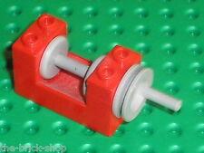 LEGO vintage red winch ref 73037 / set 7838 7817 4223 6446 5591 6542 4555 6543