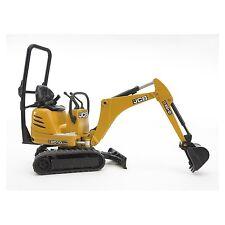 BRUDER 62003 Mini scavatrice JCB 8010 - Scala1:16