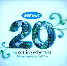 The Cutting Edge Years : 20th Anniversary Edition [3CD/1DVD] [Box] - Delirious?