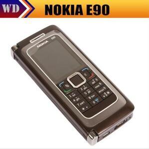 Nokia E90 3G HSDPA 2100 WIFI Infrared port GPS Bluetooth Mobile NoteBook Phone