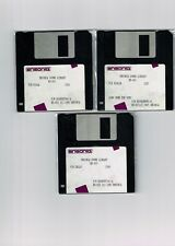ENSONIQ (3) DISK OF AWESOME SAMPLE!! VIOLIN, VIOLA & CELLO!! EPS 16+, ASR10 TS10