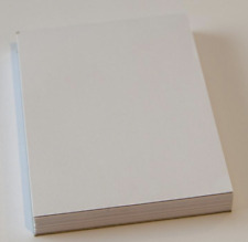 10 x Scribble Pads - 100 sheets, White, Perfect for notes, shopping