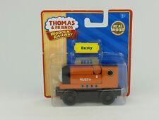 Thomas & Friends Tank Engine Wooden Railway Rusty BNIB LC98161