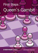 First Steps: The Queen's Gambit. By Andrew Martin. NEW CHESS BOOK