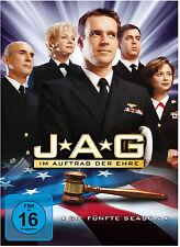 JAG (Judge Advocate General) Saison 5 NEUF #