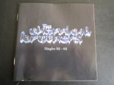 Chemical Brothers - Singles 93 - 03: Virgin 2003 CD Album (Electronica, Techno)