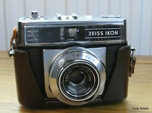 Zeiss Ikon Contessamat SE 35mm Film Camera