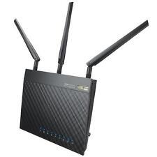 ASUS Drahtlose Router mit 4 LAN-Anschlüssen