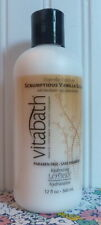 VITABATH - SCRUMPTIOUS VANILLA SUGAR - BODY LOTION 12 OZ