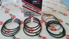 Fiat & Bertone X1/9 1.5L & Strada Engine Piston Ring Set - ( ITM 021-6094-Std )