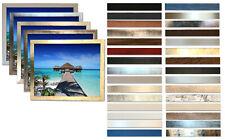 Bilderrahmen Bel-Air MDF-Holz Din Foto Puzzle Poster Rahmen Farb- Größenwahl