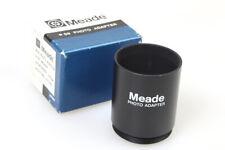 Meade #59 Telescope Pathfinder Zoom Spotting Scope Adapter, New