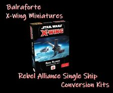 Rebel Alliance single Conversion Kits second edition 2.0 X-Wing Miniatures