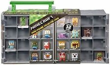Minecraft Mini Figure Collector Case 32 Slots Character Collectible Storage Box