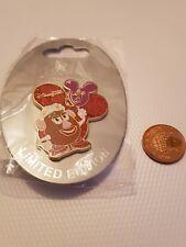 Disney Pin Badge Hong Kong 9th Anniversary Mrs Potatoe Head Toy Story Pixar
