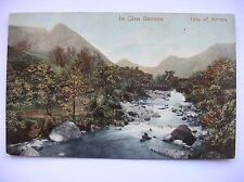 Glen Sannox, Isle of Arran. Nr Corrie, Goatfell, Brodick, Lamlash etc. (1906)