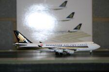 Jet-X 1:400 Singapore Airlines Cargo Boeing 747-400F 9V-SFL (JX601B) Model Plane