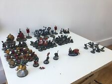 AoS Moonclan Night Goblin Army 2000+ points Painted w/ protective cases and bag