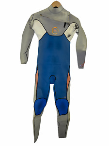 Quiksilver Childs Full Wetsuit Kids Youth Size 14 Cypher 3/2 - Please Read