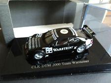 Auto Art 1/43 Mercedes Benz CLK DTM 2000 #6 M. Fassler