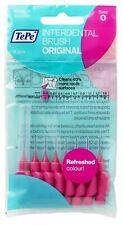 TePe Interdental Brush Packs of 8 - Pink 0.40mm Oral Hygiene Between Teeth