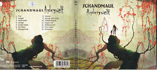 Schandmaul -Anderswelt- CD (Digipak) F.A.M.E. Recordings 