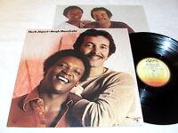 Herb Alpert/Hugh Masekela- Self Titled S/T, 1978 Jazz LP, Nice VG++, Horizon/A&M