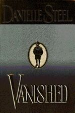 Vanished by Danielle Steel (1993, Hardcover)