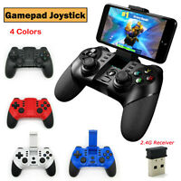 2.4G Receiver Bluetooth Wireless Controller Gamepad Joystick For Android iPhone